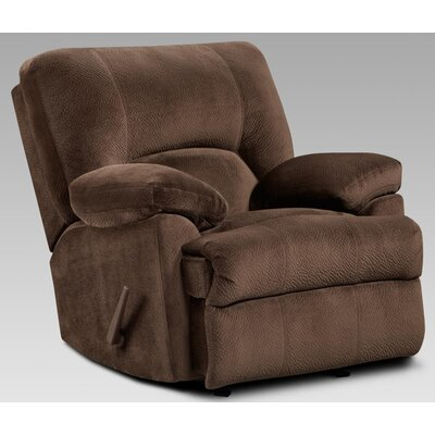 Chelsea Home Baltimore Chaise Rocker Recliner - Color: Cumulus Beluga at Sears.com