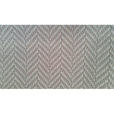 Belfast Herringbone Throw Blanket Color: Light Gray