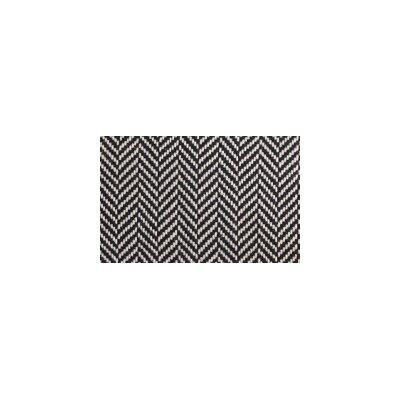 Belfast Herringbone Throw Blanket Color: Dark Charcoal