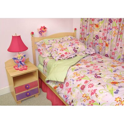 Magic Garden Bedding Collection Magic Garden Hooded Towel