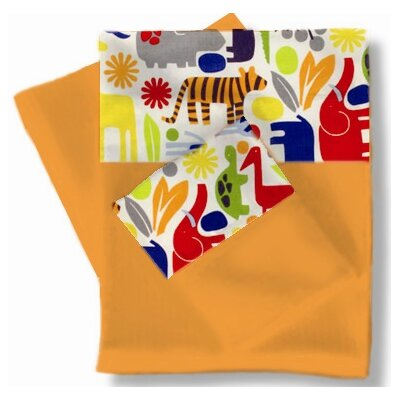 Zoo 4 U Sheet Set