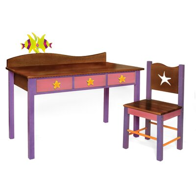 Room Magic Tropical Seas Kids' 2 Piece Table and Chair Set at Sears.com