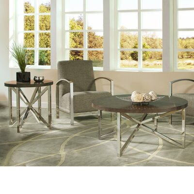 Calista 2 Piece Coffee Table Set
