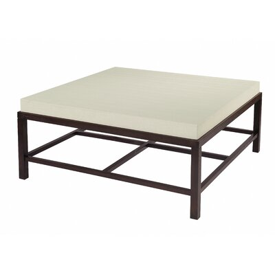 Spats Coffee Table Color: White