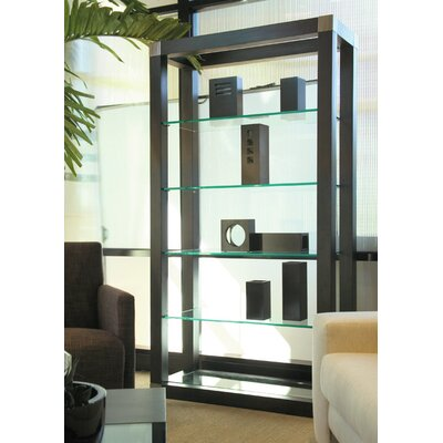 Calligraphy Wall Etagere Bookcase Product Photo 2044