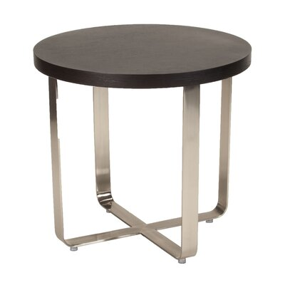 Artesia End Table Color: Mocca
