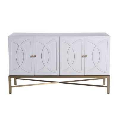 Allan Copley Designs Iris Buffet Table