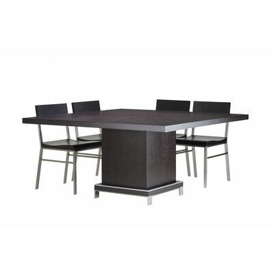 Force Glass Top Dining Table
