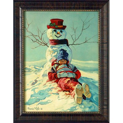 Making Memories by Mohr, Bonnie Framed Painting Print P314