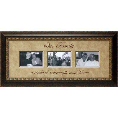 Our Family�a Circle of Strength Picture Frame PM106