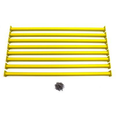 """41"""" Steel Monkey Bar Ladder Rungs ACC MBRung 418"""