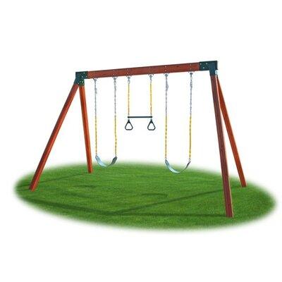 Classic Cedar Swing Set KGCS-1