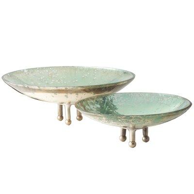 Gilded Sea Bowl