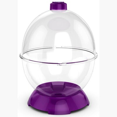 Wonder Bubble Modular Habitat Color: Purple