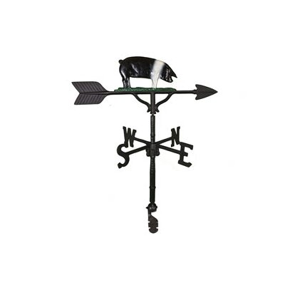 Montague Metal Products Pig Weathervane - Color: Natural at Sears.com