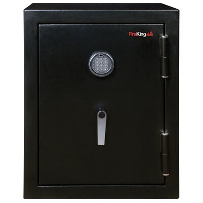 Fireproof Electronic Lock Commercial Safe 4.02CuFt Product Picture 68