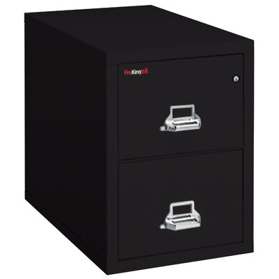 Fireproof 2-Drawer Vertical Letter File Product Image 34