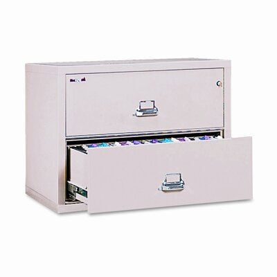 Fireproof Insulated 2-Drawer Lateral File Size: 34.13W Product Picture 40
