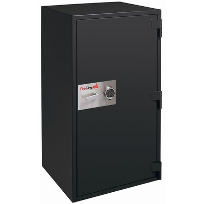 Fire and Burglary Safe Color: Graphite, Lock Type: Combination, Size: 12 CuFt - 2 Shelves Product Picture 40