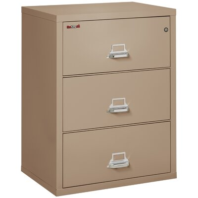 Fireproof Drawer Lateral File Cabinet Product Photo 1236