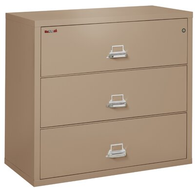 Lateral File Cabinet Product Photo