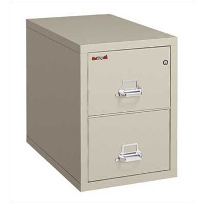 Fireproof 2-Drawer Vertical Legal File Finish: Black Product Picture 40