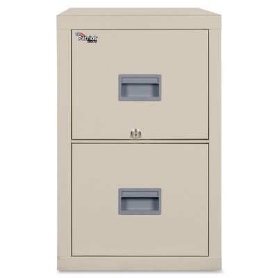 Fire Proof Filing Cabinet Color: Parchment Product Image 1486