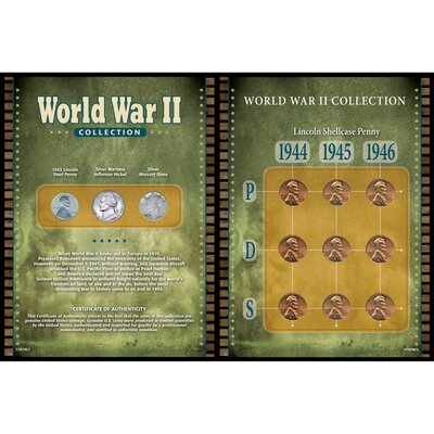 World War II Memorabilia 11514