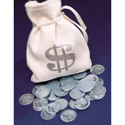 1943 Lincoln Steel Pennies and Bankers Bag