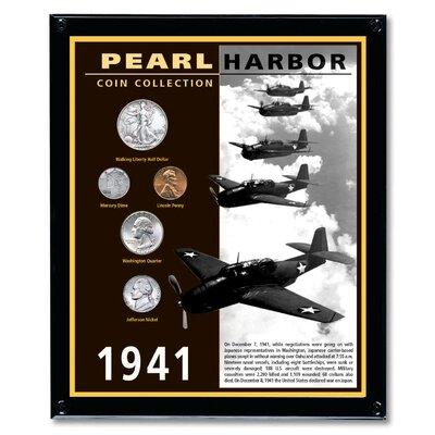 Pearl Harbor Framed Memorabilia