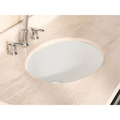 Kimbrough Floor Mount 25.5 Single Bathroom Vanity Set Top Finish: Beige, Sink Finish: White, Faucet Mount: 4 Centers