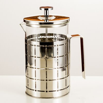 Ovente Stainless Steel French Press Coffee Maker FSS27P