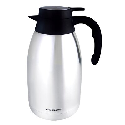Ovente Double Wall Vacuum Jug Carafe THA20