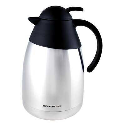 Ovente Double Wall Vacuum Jug Carafe THB15