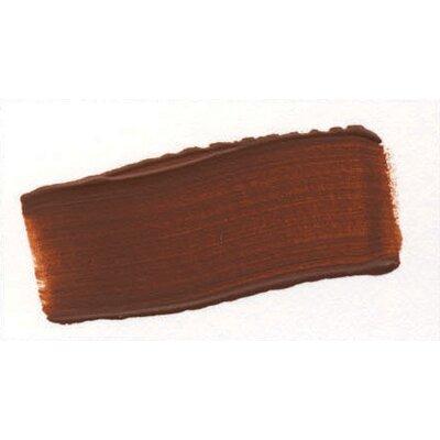 8 Oz Fluid Acrylic Color Paint Color: Burnt Sienna 0002020-5
