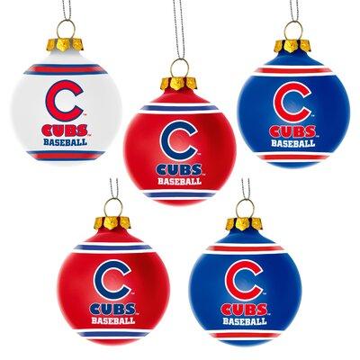 Shatterproof Ball Ornament MLB Team: Chicago Cubs 185671