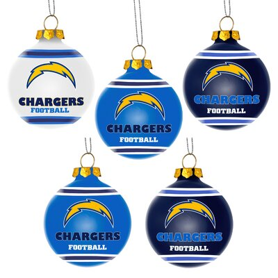 Shatterproof Ball Ornament NFL Team: San Diego Chargers 185708