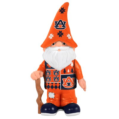 NCAA Real Ugly Sweater Gnome Statue NCAA Team: Auburn University Tigers 184855