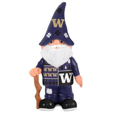 NCAA Real Ugly Sweater Gnome Statue NCAA Team: University of Washington Huskies 184897