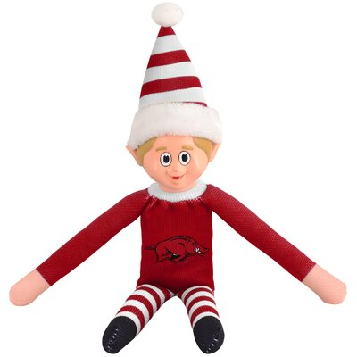 NCAA Elf NCAA Team: University of Arkansas Razorbacks 184590