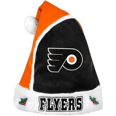 NHL 2015 Santa Hat Ornament Accessory NHL Team: Philadelphia Flyers 184777