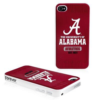 NCAA Hard iPhone Case NCAA Team: Alabama Crimson Tide - Red