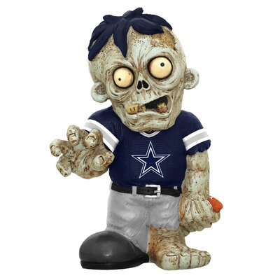 NFL Zombie Figurine NFL Team: Dallas Cowboys ZMBNF13TMDC