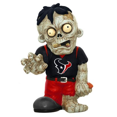 NFL Zombie Figurine NFL Team: Houston Texans ZMBNF13TMHT
