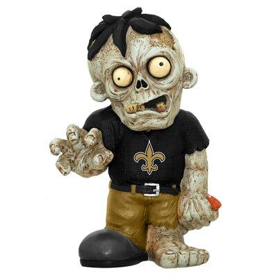 NFL Zombie Figurine NFL Team: New Orleans Saints ZMBNF13TMNS
