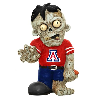 NCAA Zombie Figurine NCAA Team: University of Arizona Wildcats ZMBNC13TMAZ