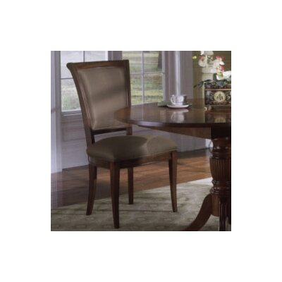 Princeton Side Chair Finish: Amaretto