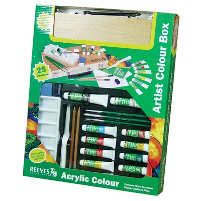 Acrylic Artist Colour Box Set 8210160