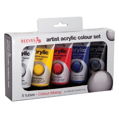 Acrylic Paint Color 8340901