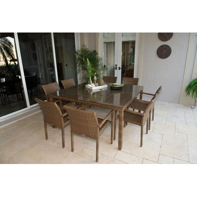 St Barths 9 Piece Dining Set PJHR1427 22727810